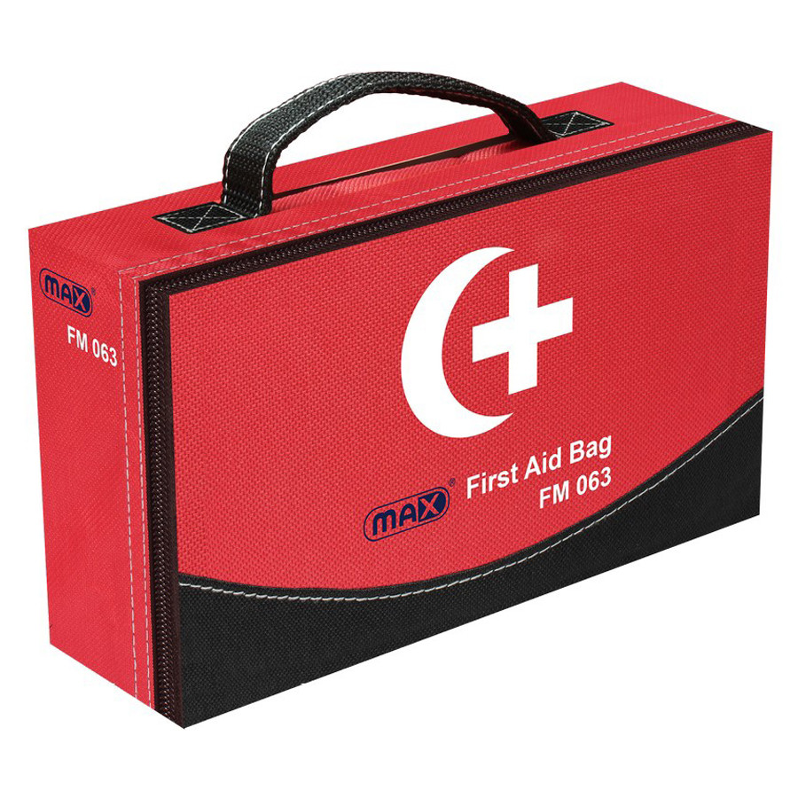 Max FM063 First Aid Bag