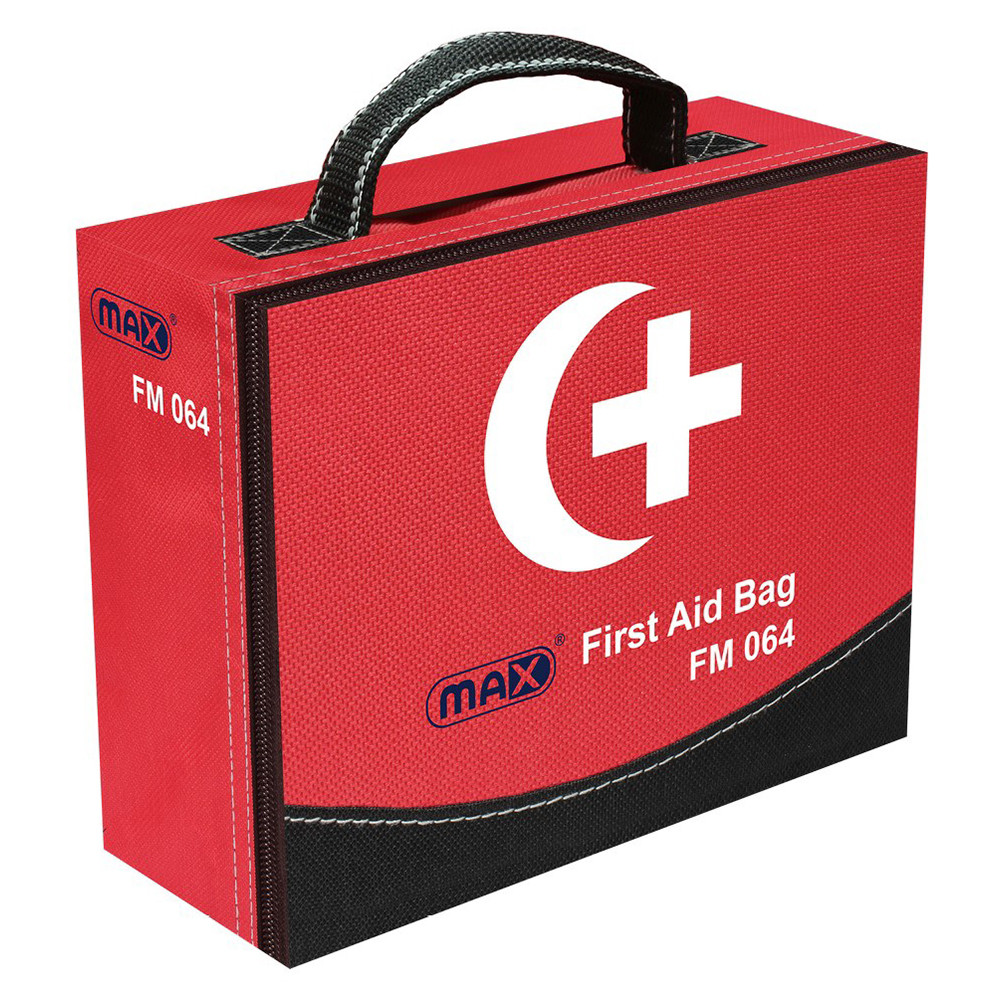 Max FM064 First Aid Bag