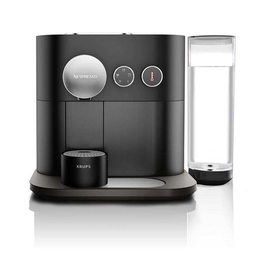 Nespresso Expert C80 Coffee Machine - Off Black