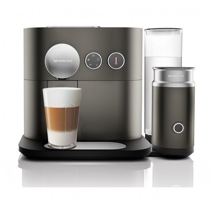 Nespresso Expert & Milk Coffee Machine - Black