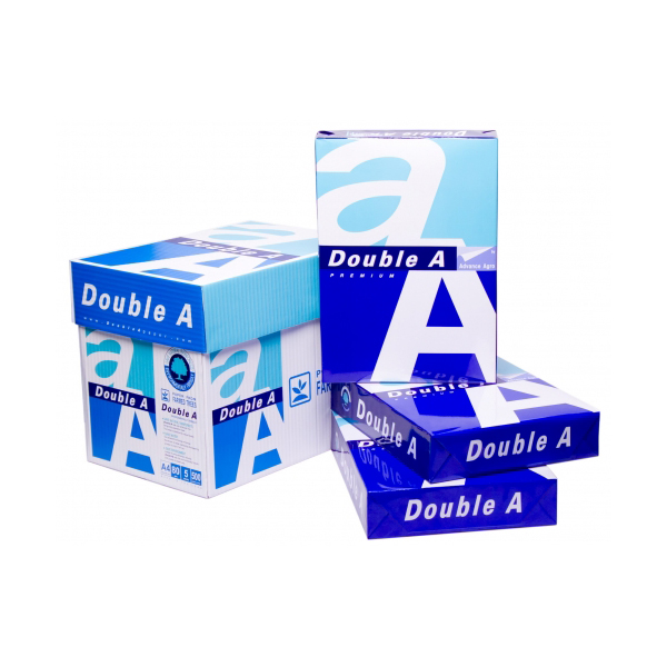 Double A Photocopy Paper 80gsm - A5 (box/10rm)