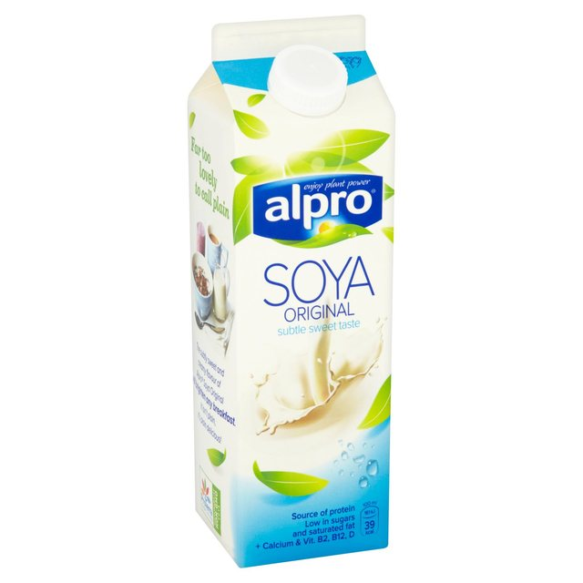 Alpro Original Soy Milk - 1L (pc)