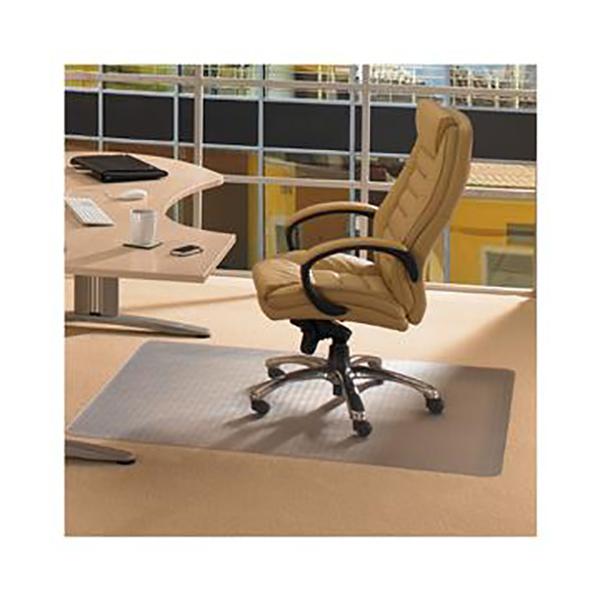 Floortex 119225EV Studded Rectangular Floor Mat - 90cm x 120cm (pc)