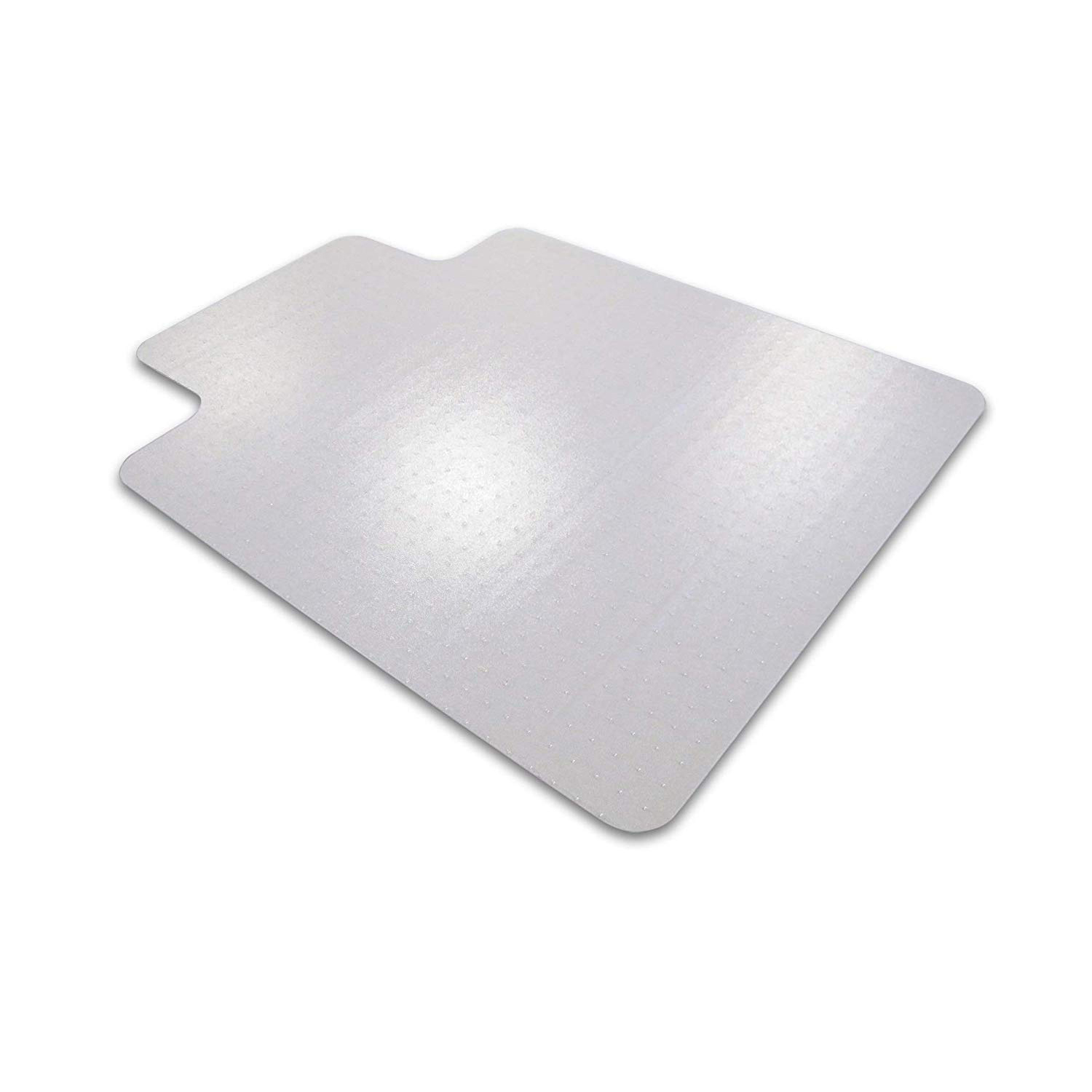 Floortex 11341525LV Lipped Studded Chair Mat - 115 x 135cm (pc)