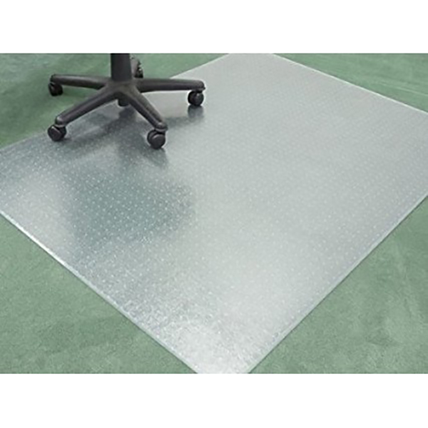 Floortex 1134125EV Studded Rectangular Floor Mat - 115cm x 135cm (pc)