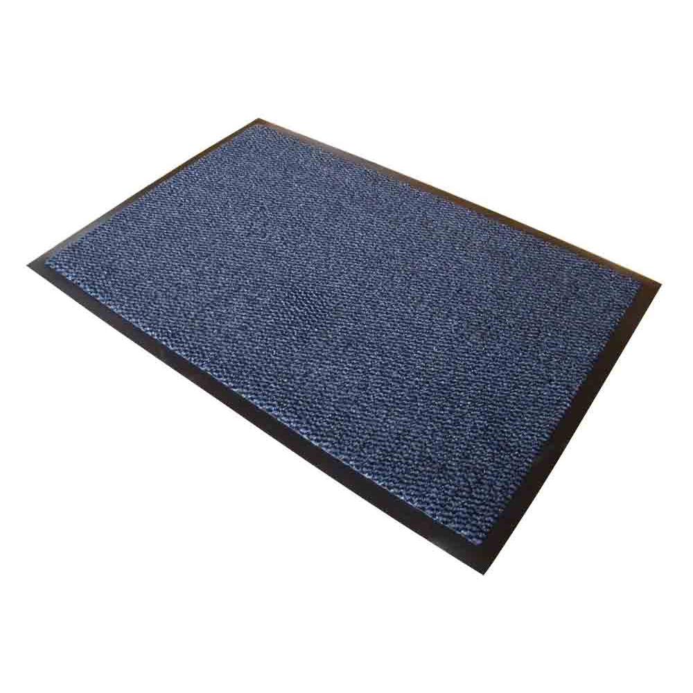 Floortex FC46090DCBLV Indoor Mat 60 x 90cm - Blue (pc)