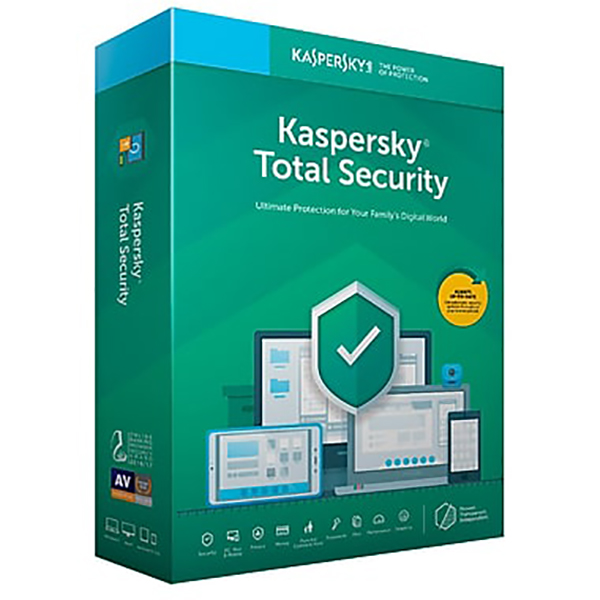 Kaspersky Total Security Multi Device - 3 Users
