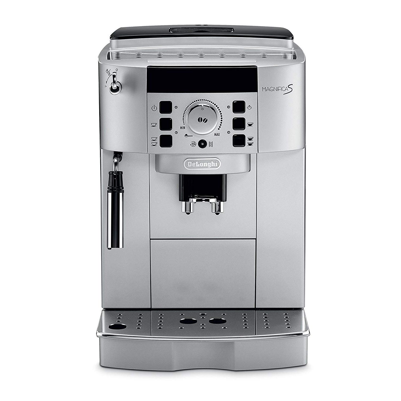 De'Longhi Magnifica S  Bean-To-Cup Coffee Machine ECAM22.110.SB - Silver