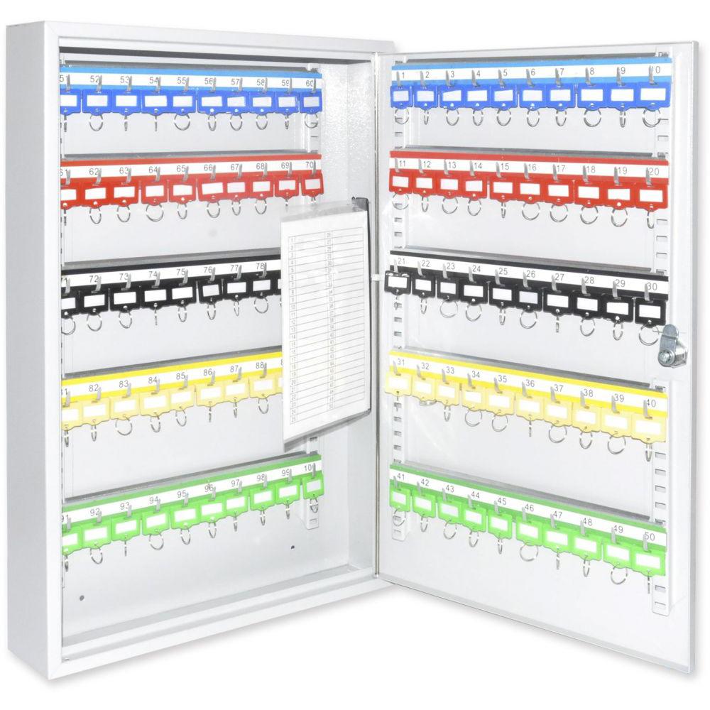 FIS FSKCTS100 key Box - 100-key Capacity (pc)