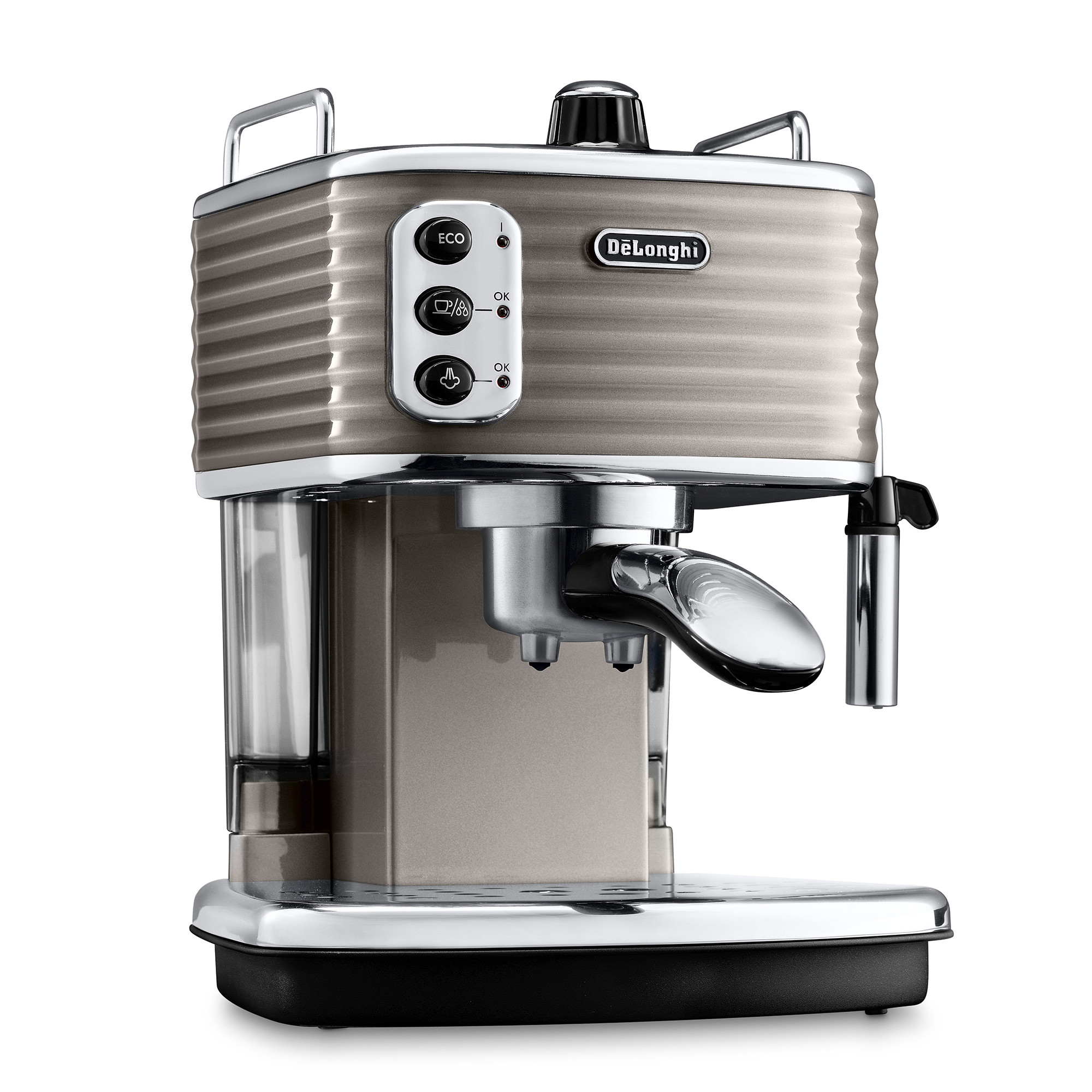 De'Longhi Scultura Pump Coffee Machine ECZ351.BG - Beige