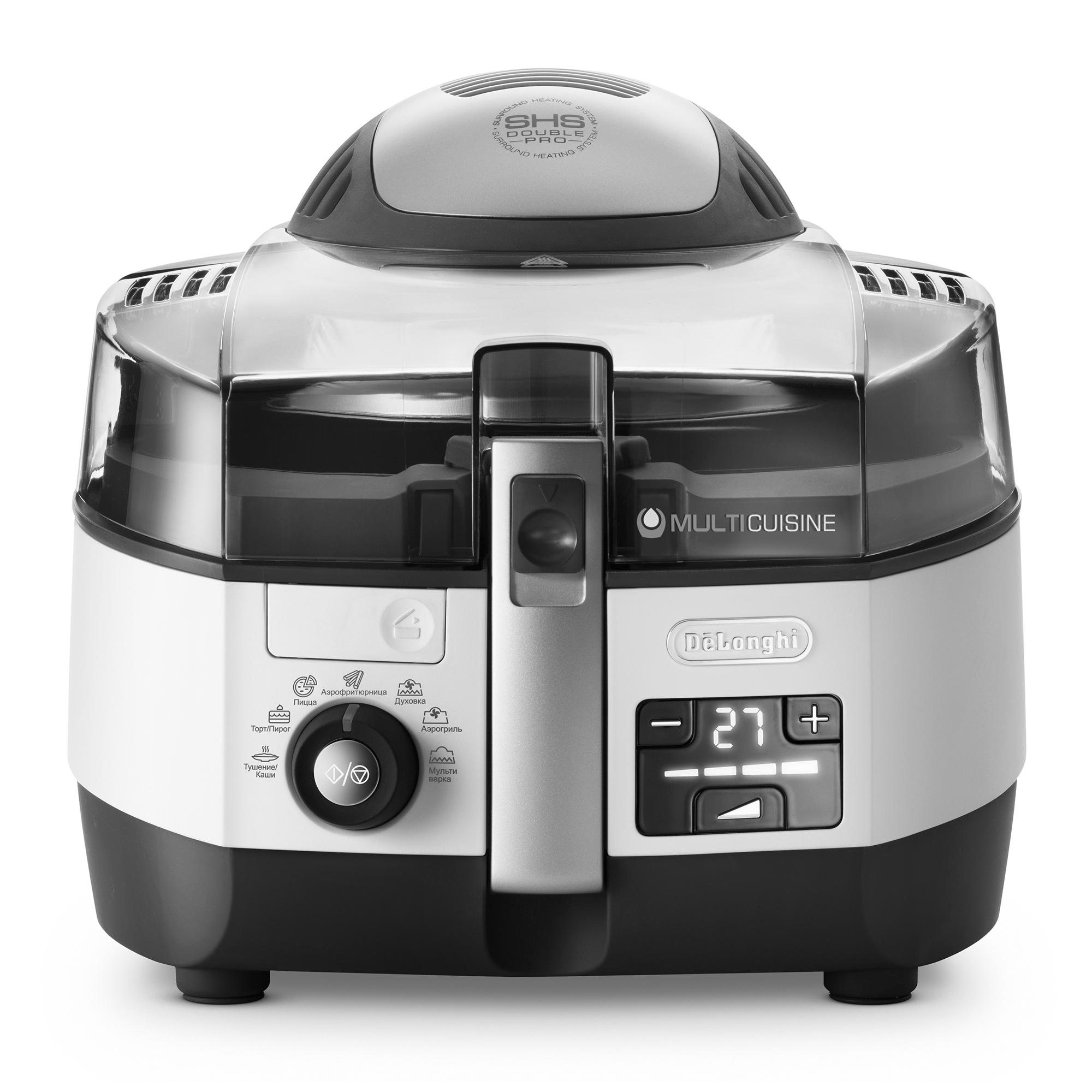 De'Longhi Extra Chef Multifry FH1394 - Black
