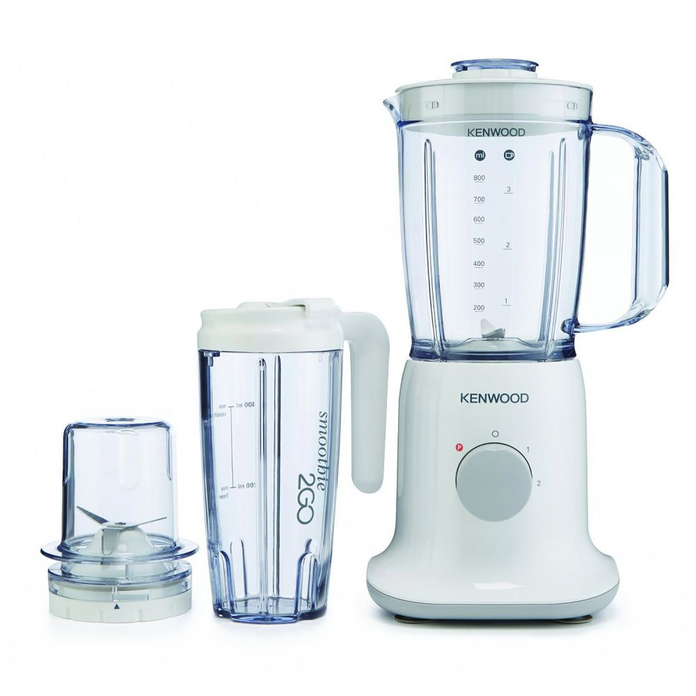 Kenwood BL237 3-in-1  Blender Mill & Smoothie Maker - White