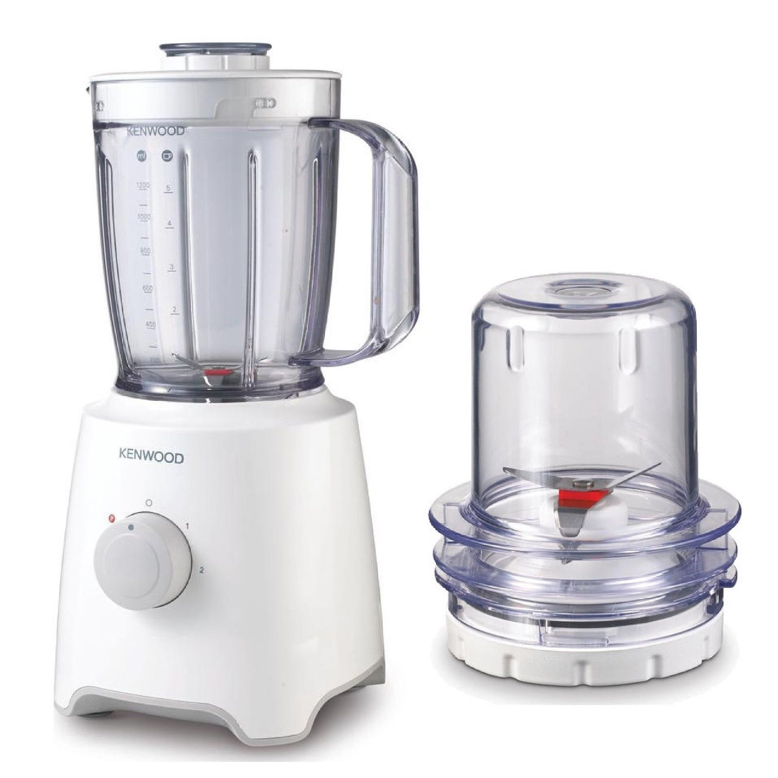 Kenwood Blend X Compact BLP302WH - White