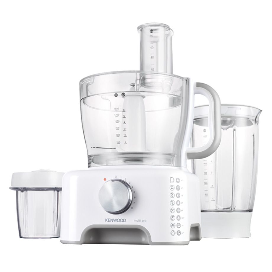 Kenwood Food Processor FP730 - White
