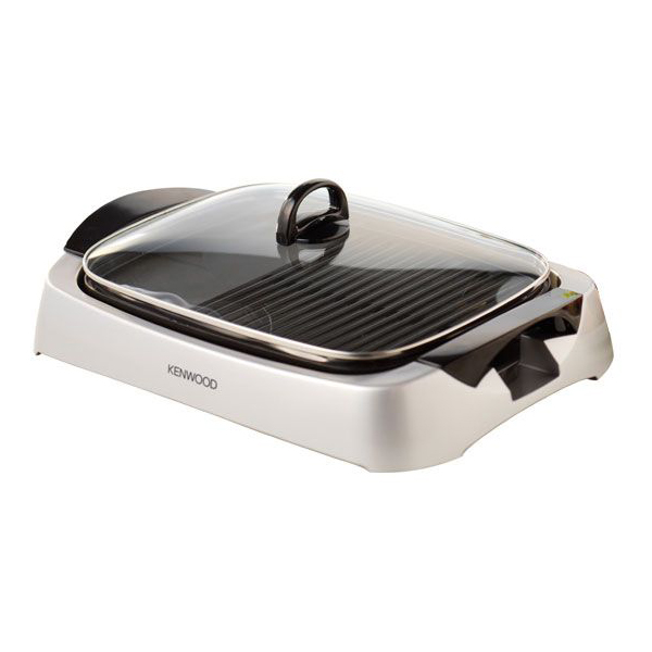Kenwood HG266 Health Grill - Silver