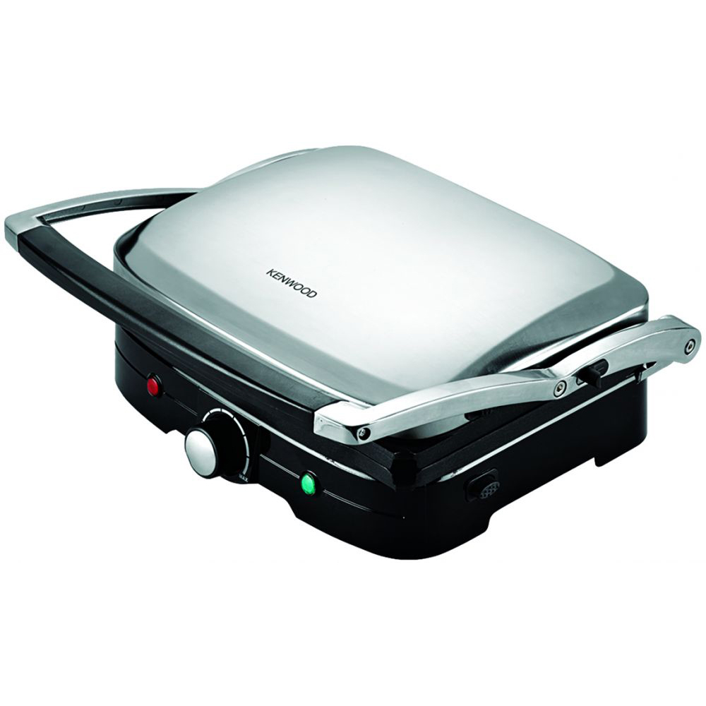 Kenwood HG369 Health Grill - Silver