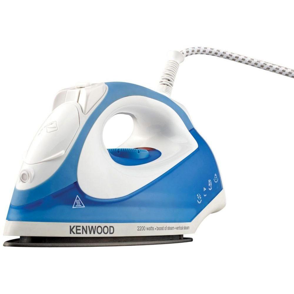 Kenwood ISP100BL Steam Iron - Blue