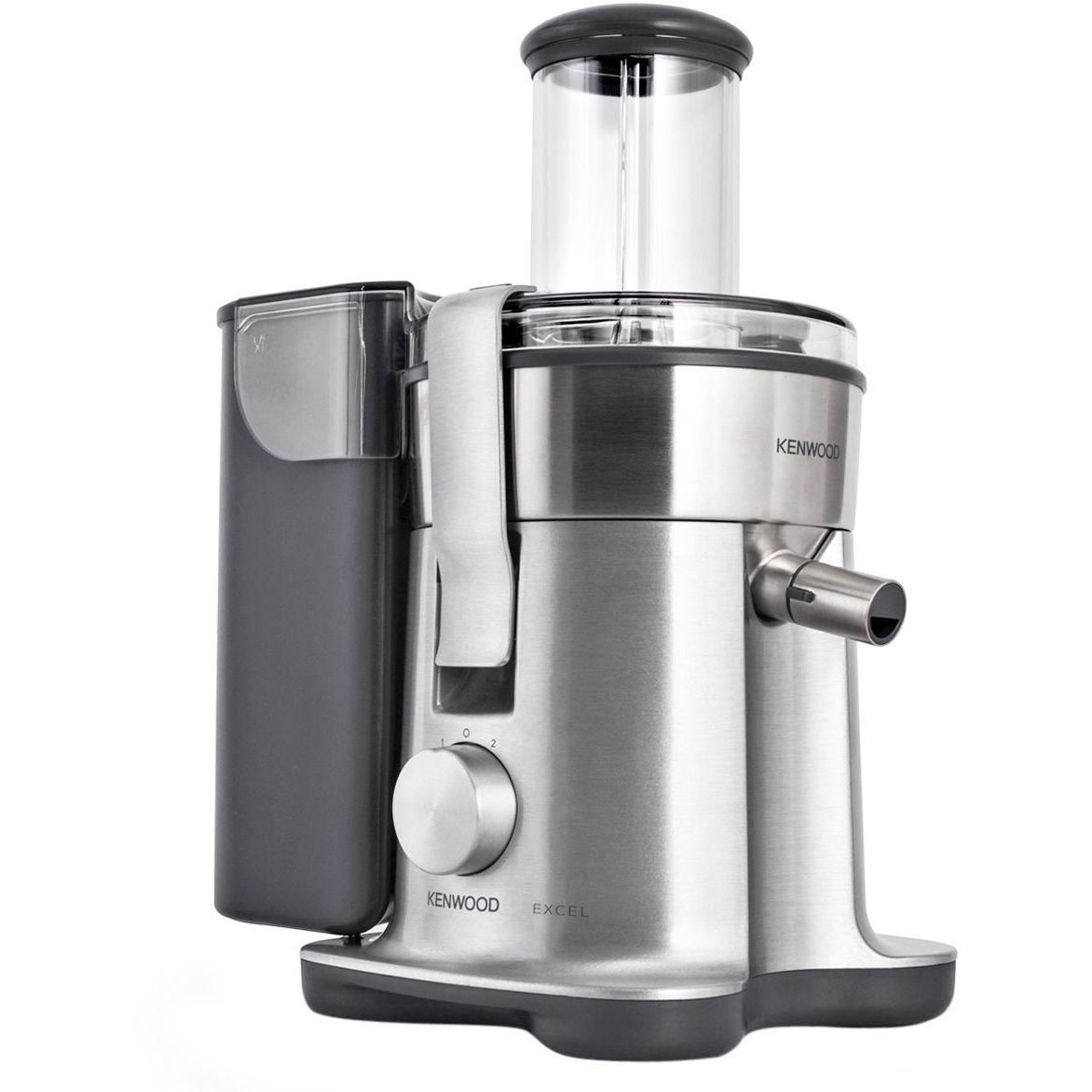 Kenwood JE850 EXCEL Juicer - Silver