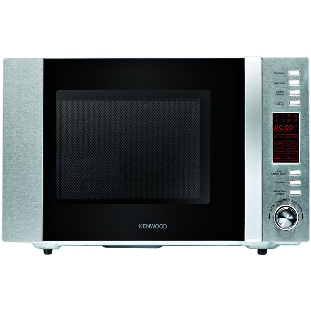 Kenwood MWL311 Microwave Oven With Grill - Silver