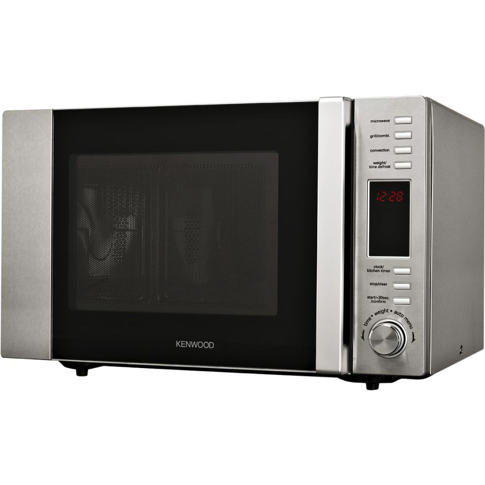 Kenwood MWL321 Microwave Oven with Grill - Silver