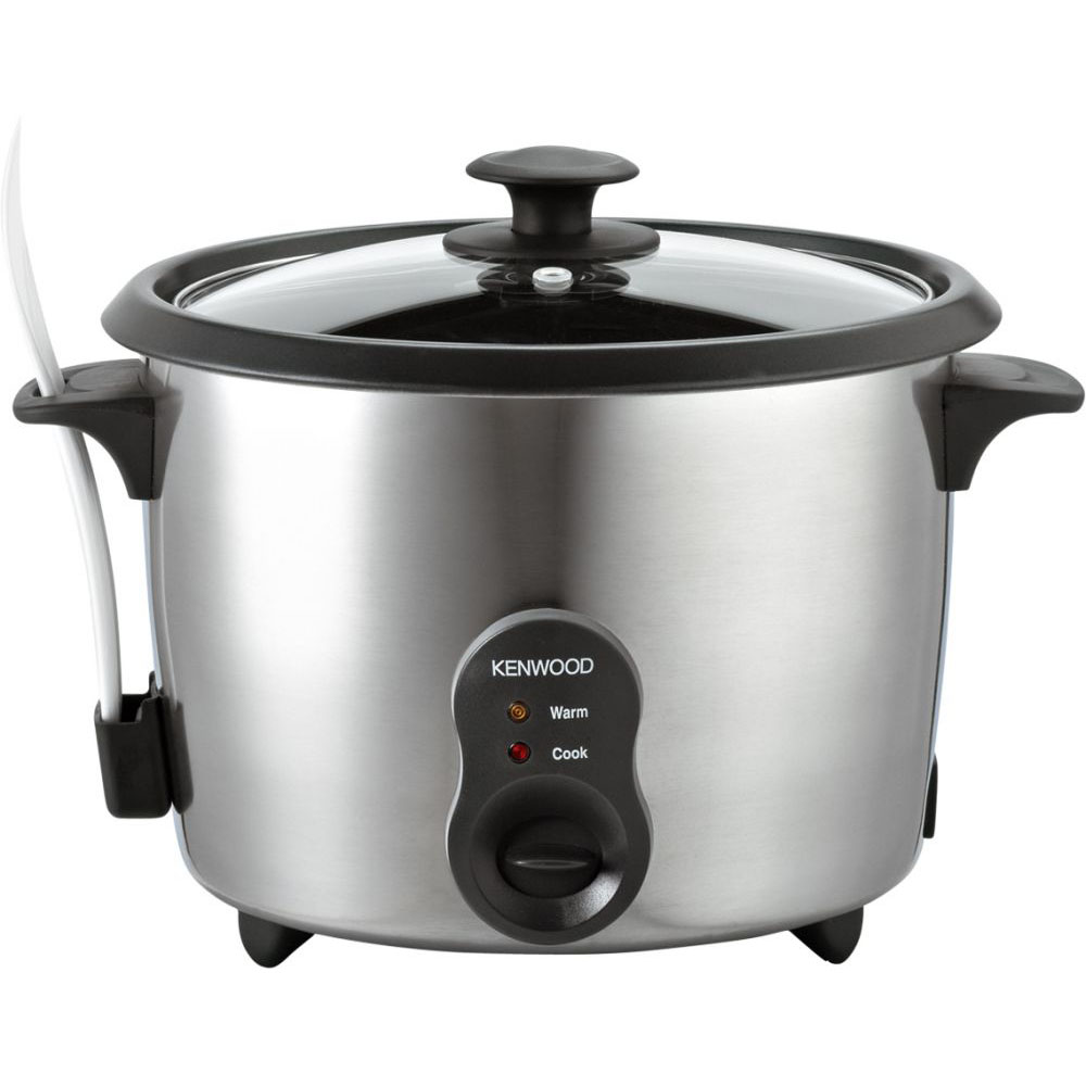 Kenwood RC417A Rice Cooker - Grey