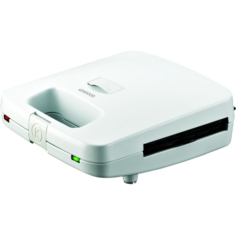 Kenwood SM640 Sandwich Maker - White