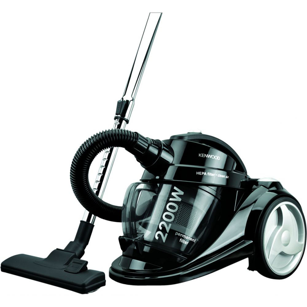 Kenwood VC7050 Vacuum Cleaner - Black