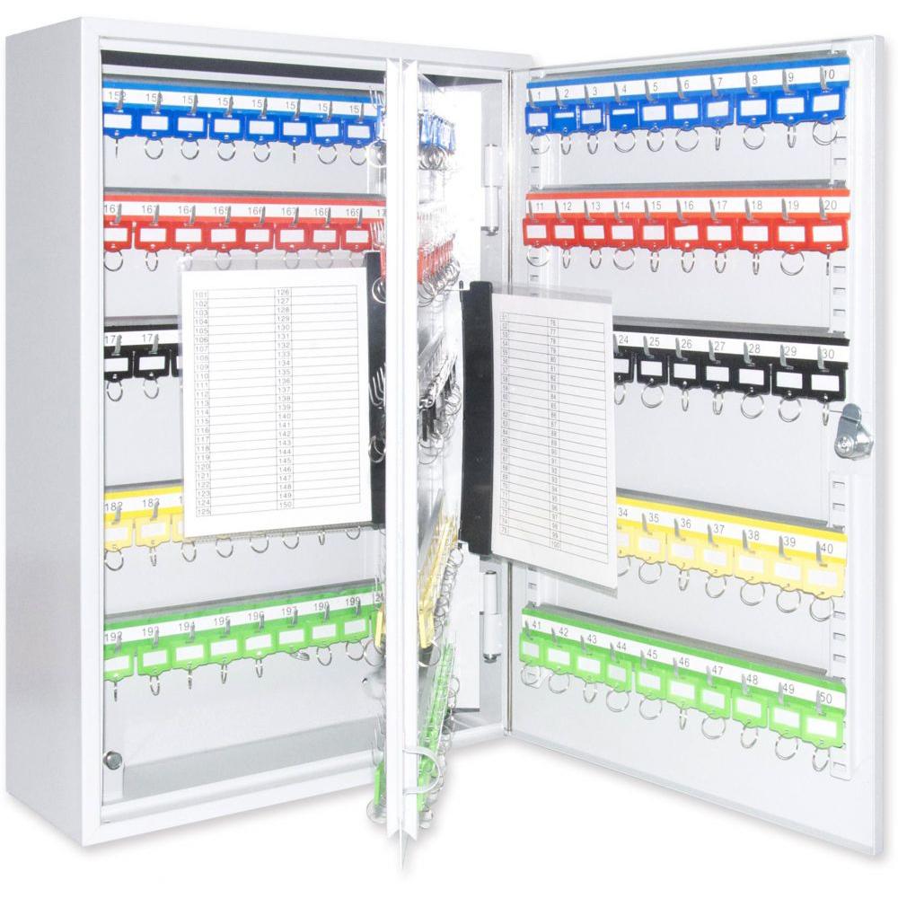 FIS FSKCTS200 Key Box - 200-key Capacity (pc)