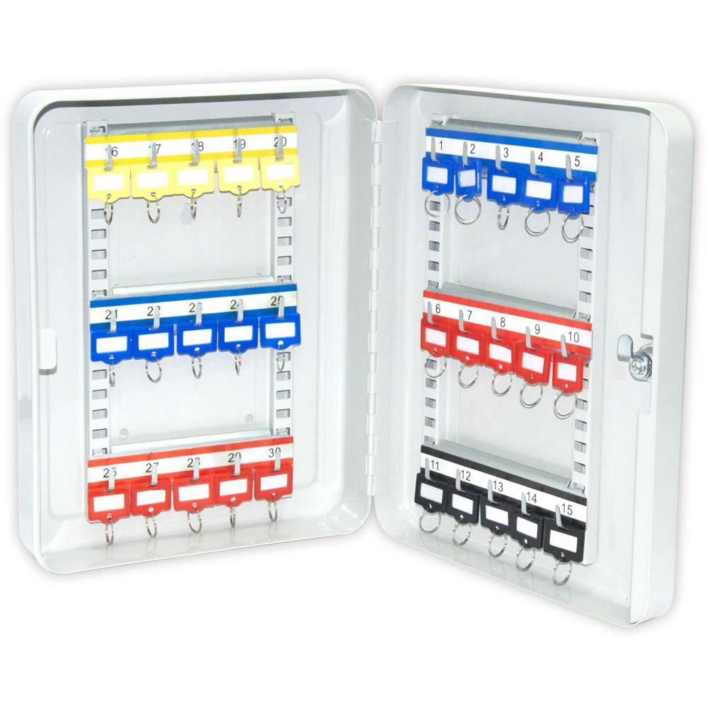 FIS FSKCTS30 Key Box - 30-Key Capacity (pc)