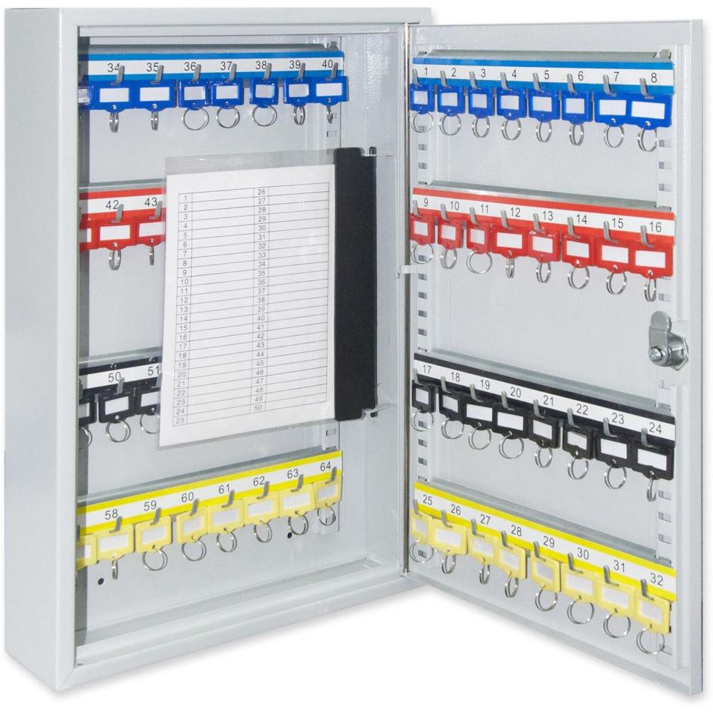 FIS FSKCTS64 Key Box - 64-key Capacity (pc)