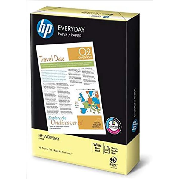 HP Everyday Photocopy Paper 80gsm - A3 (ream/500s)