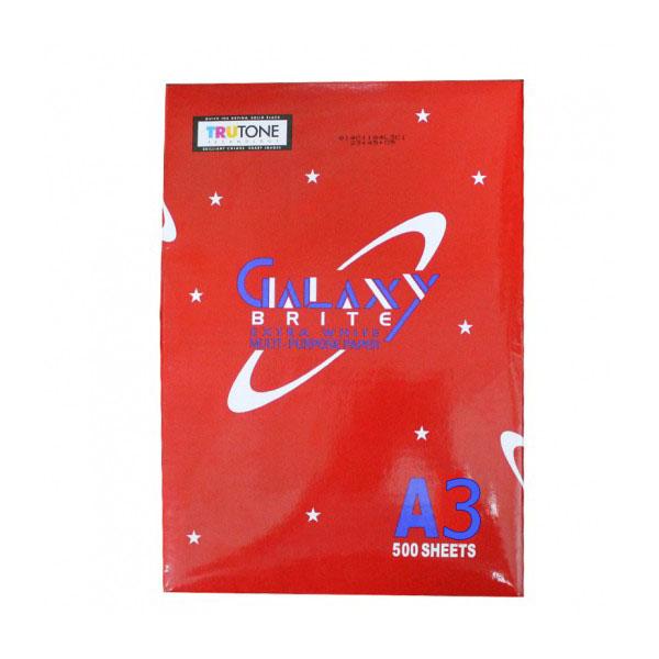 Galaxy Photocopy Paper 80gsm - A3 (ream/500s)
