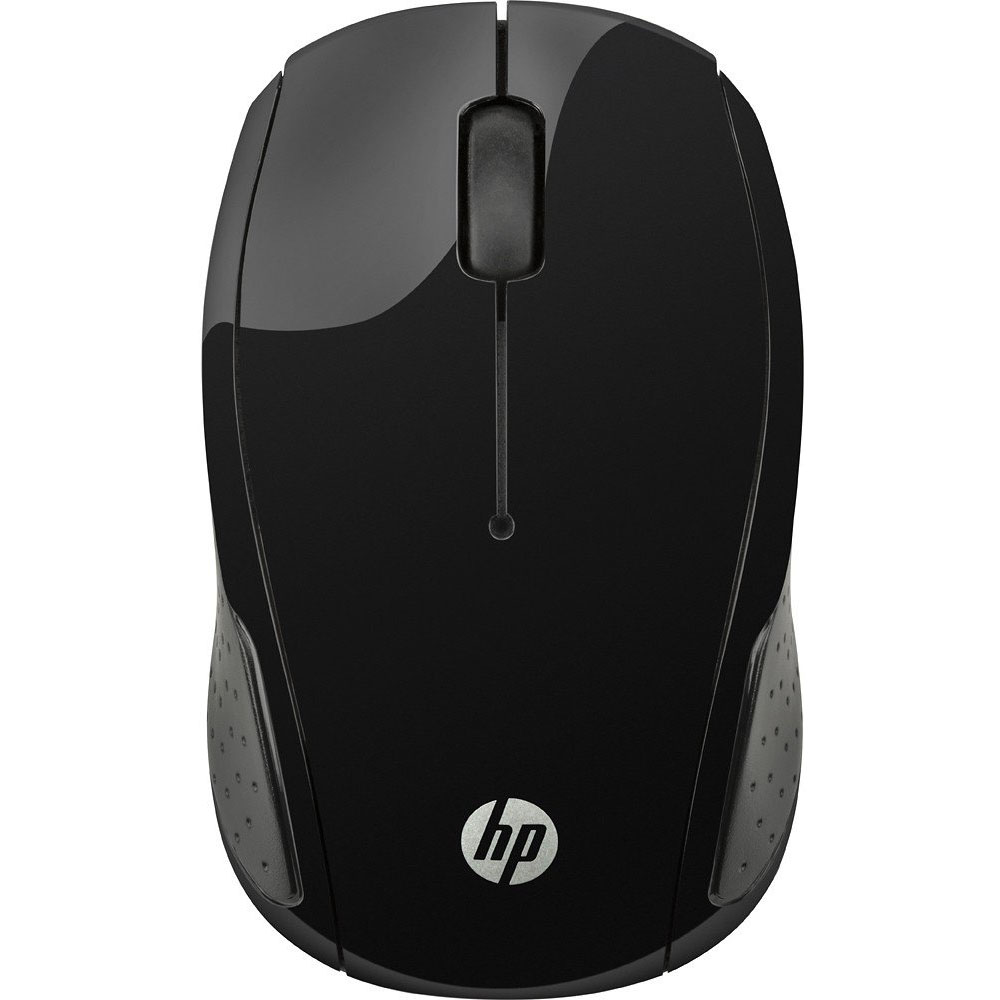 HP 200 Wireless Mouse - Black (pc)