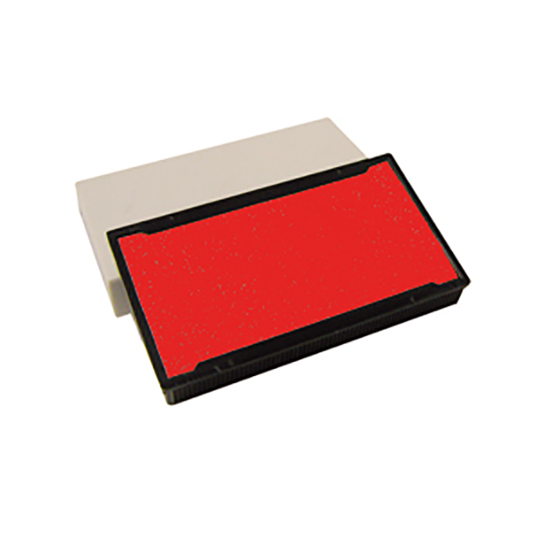 Shiny S-828-7 Replacement Ink Pad for S-828 - Red (pc)