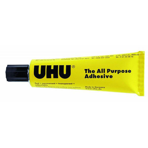 Uhu UH14 All-Purpose Adhesive - 125ml (pc)