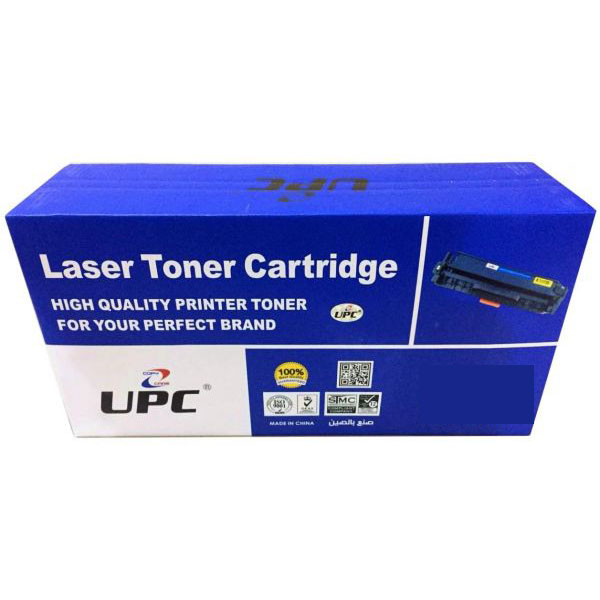 UPC 201A Compatible Toner Cartridge (CF401A) - Cyan