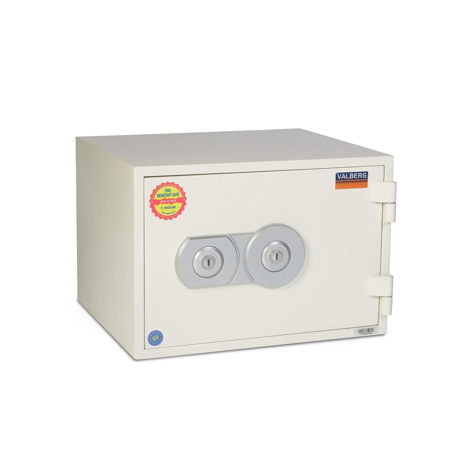 Valberg FRS-30 KL 2-Keylock Fire Resistant Safe