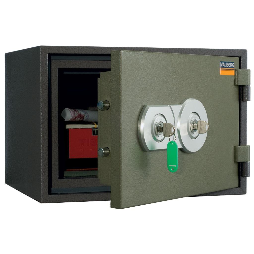 Valberg FRS-32 KL 2-Keylock Fire Resistant Safe