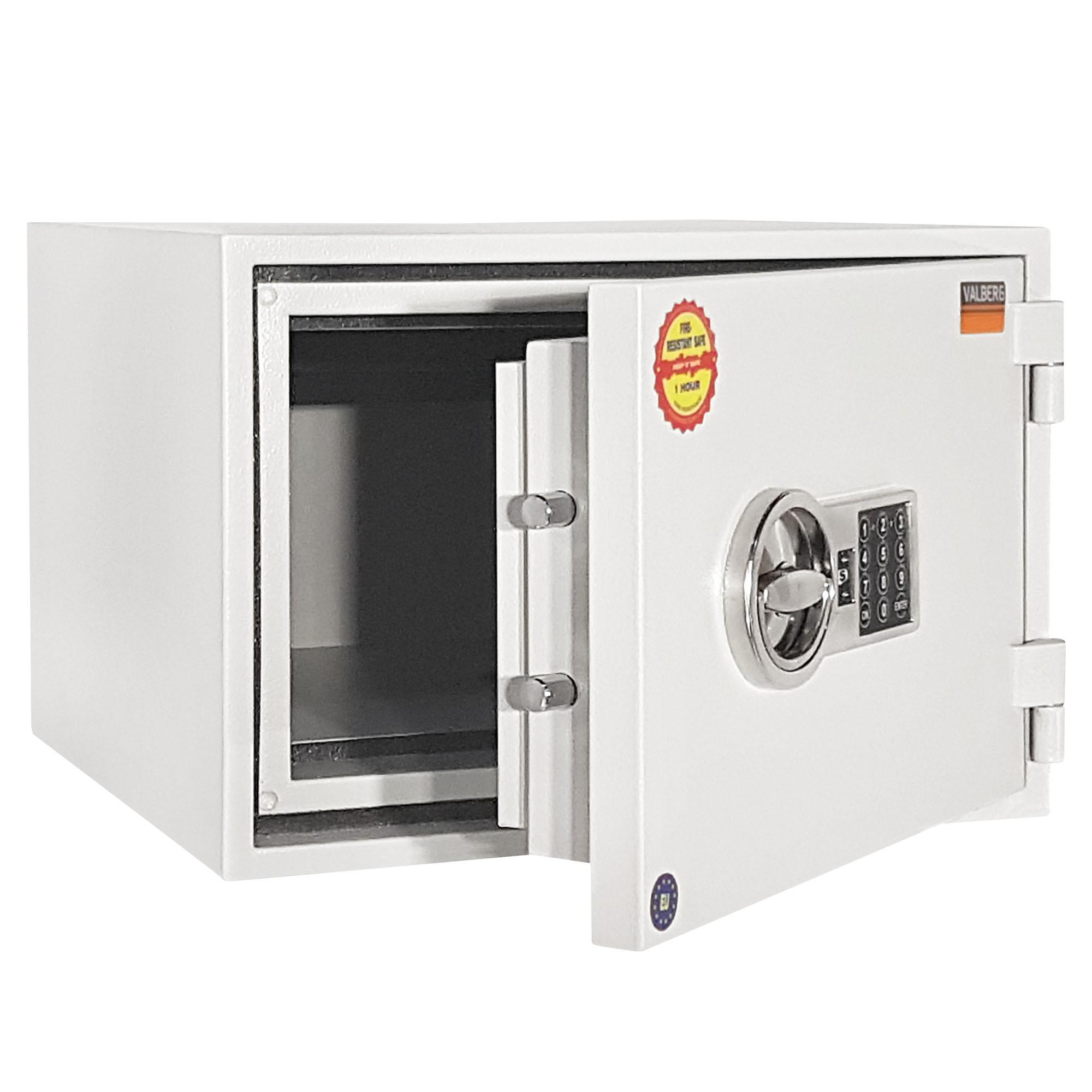 Valberg FRS-32 EL 1 Digital & 1 Keylock Fire Resistant Safe