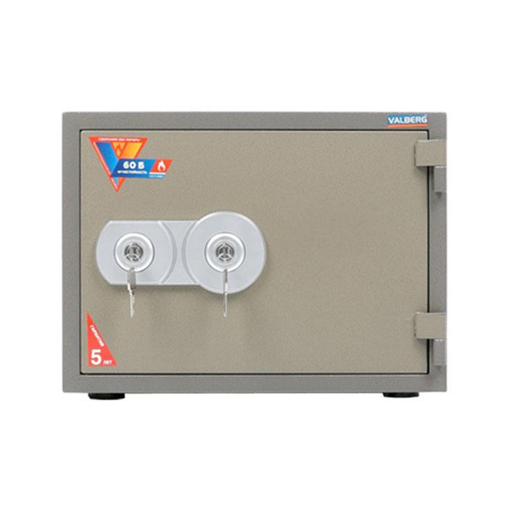 Valberg FRS-36 KL 2-Keylocks Fire Resistant Safe
