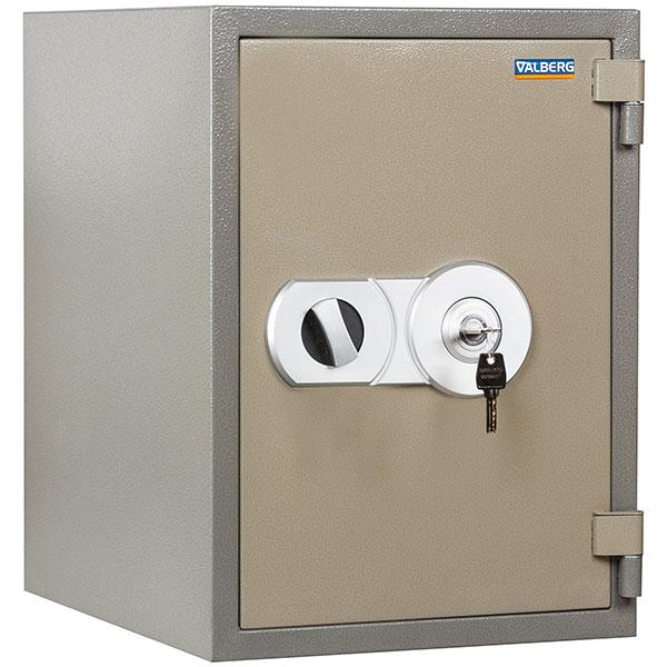 Valberg FRS-49 KL 2-Keylocks Fire Resistant Safe