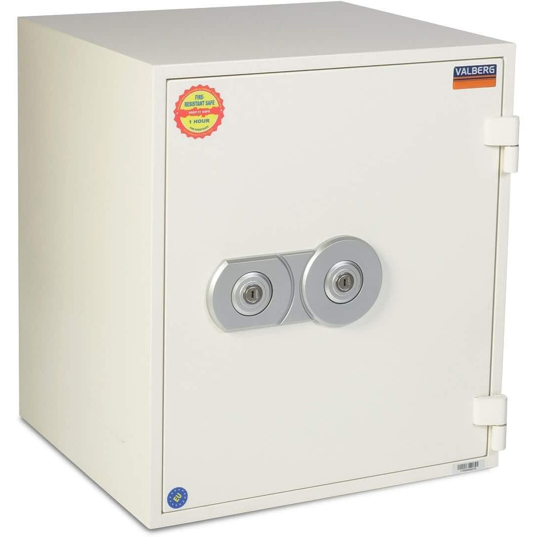 Valberg FRS-51 KL 2-Keylocks Fire Resistant Safe