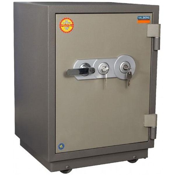Valberg FRS-66 KL 2-Keylocks Fire Resistant Safe