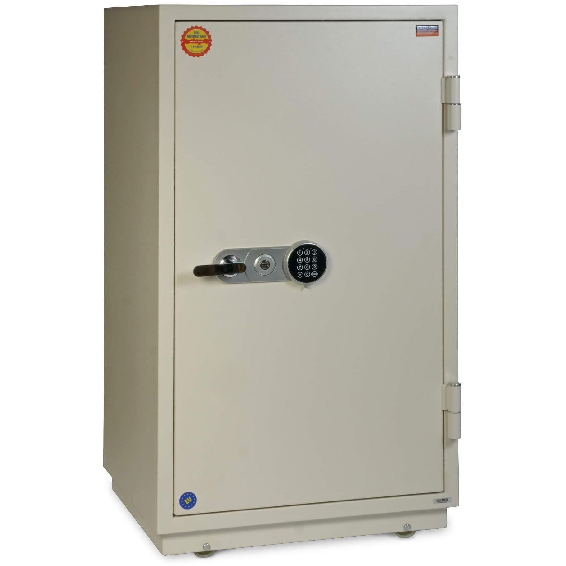 Valberg FRS 120 T-EL 1 Digital & 1 Keylock Fire Resistant Safe