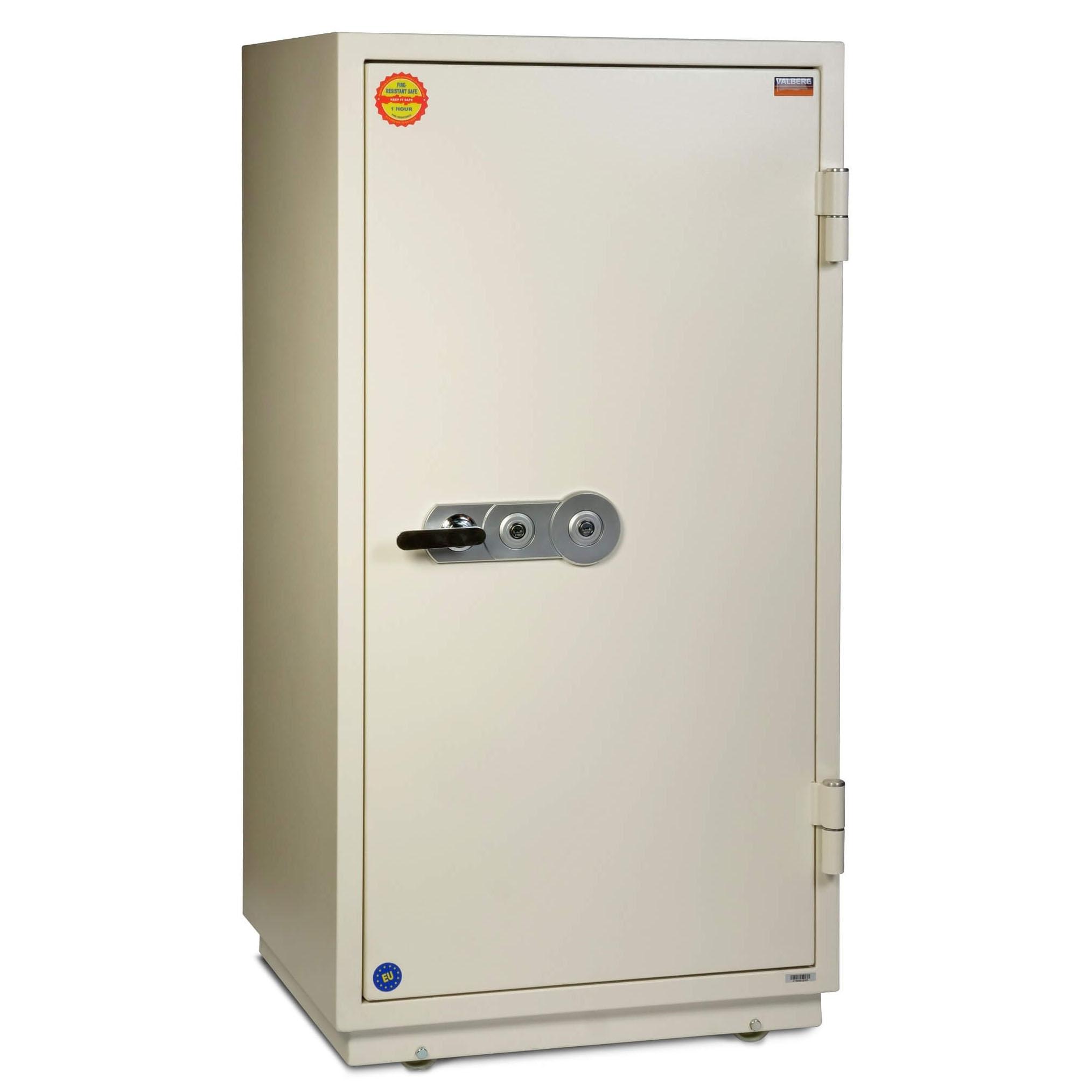 Valberg FRS 133 T-KL 2-Keylock Fire Resistant Safe