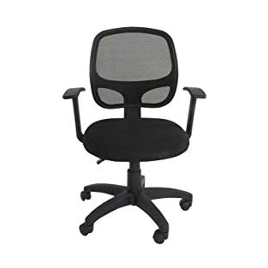 Mahmayi Nebula 0143 Task Mesh Chair - Black (pc)