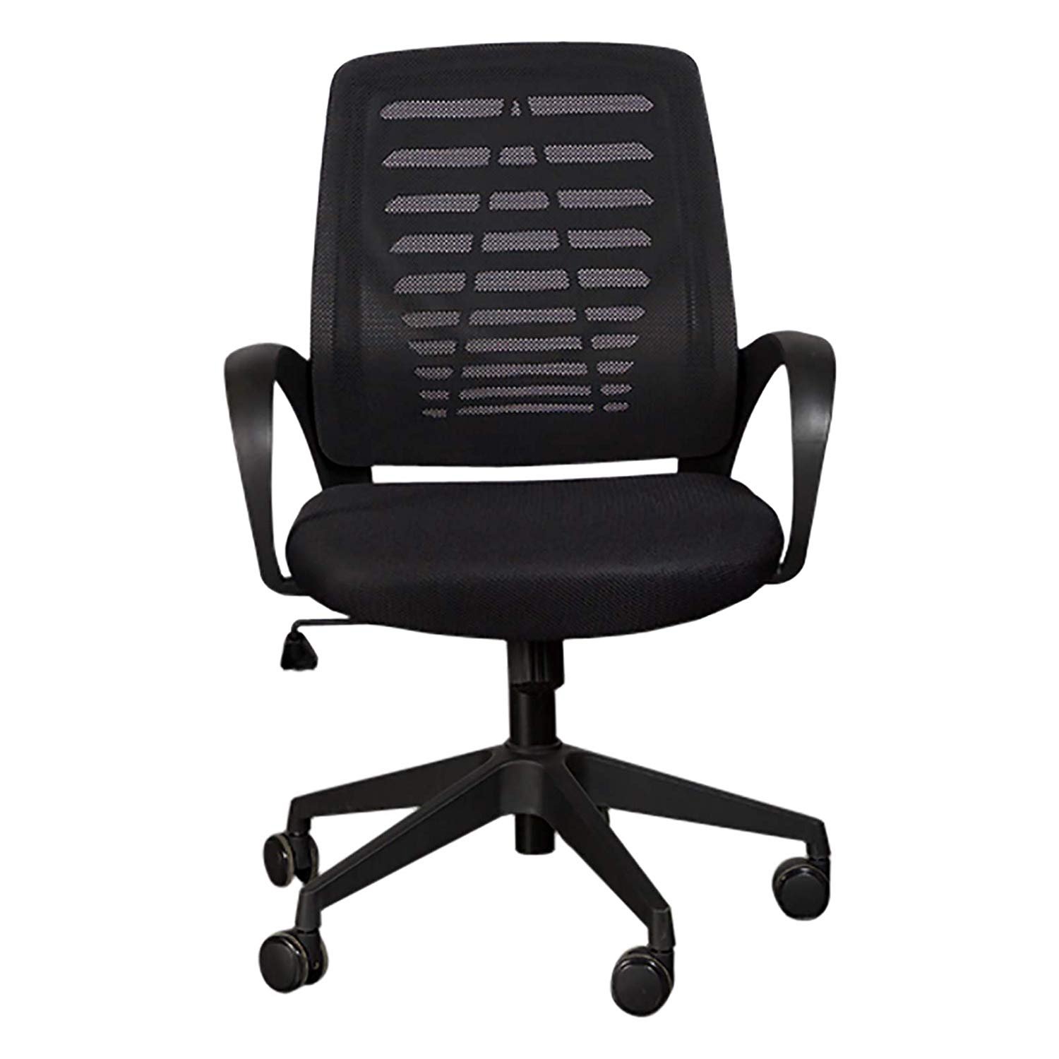 Mahmayi Sleekline 1004 Task Mesh Chair - Black (pc)