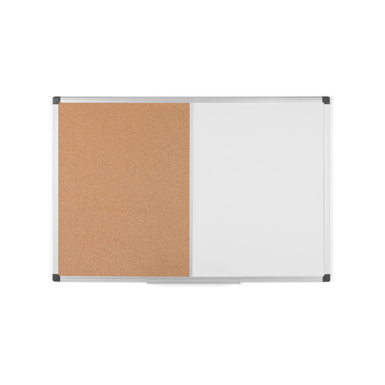 Bi-Office Maya Cork Combination Panel Magnetic Board XA0303170 - 60 x 90cm (pc)