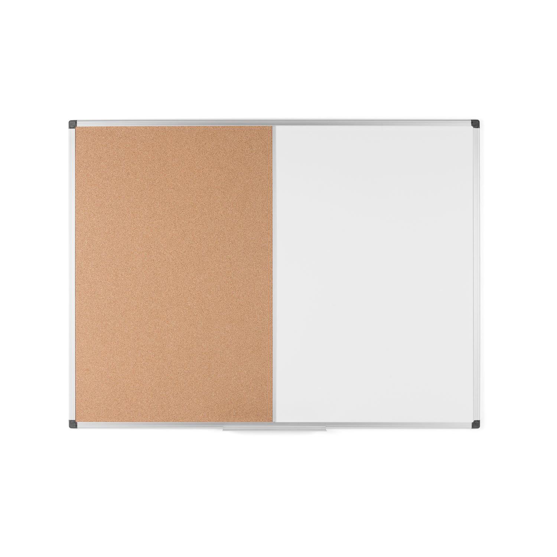 Bi-Office Maya Cork Combination Panel Magnetic Board XA0503170 - 90 x 120cm (pc)