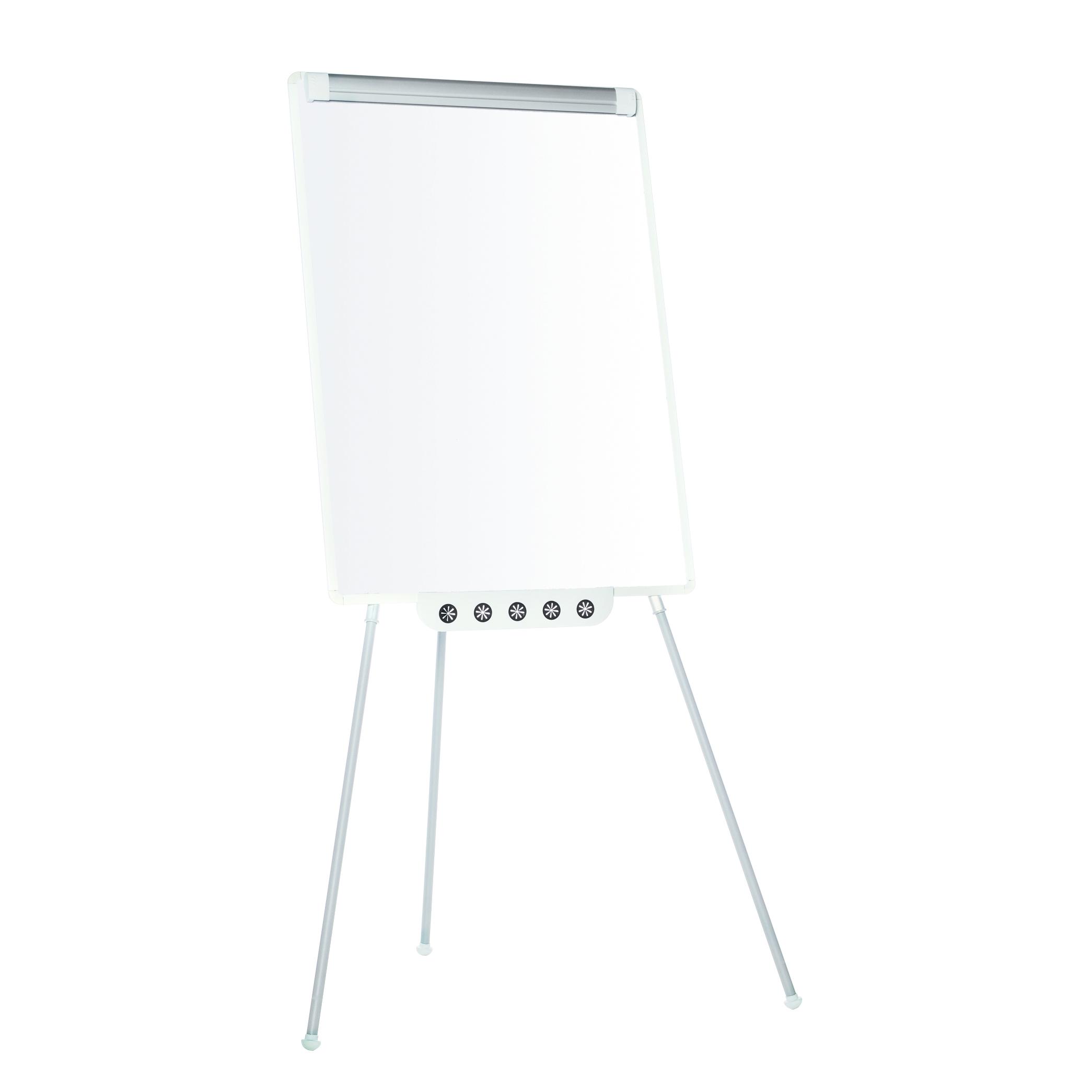 Bi-Office Station Easel A1 Slim Aluminium Frame EA46060431 - White (pc)